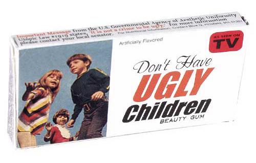 Uglychildrengum