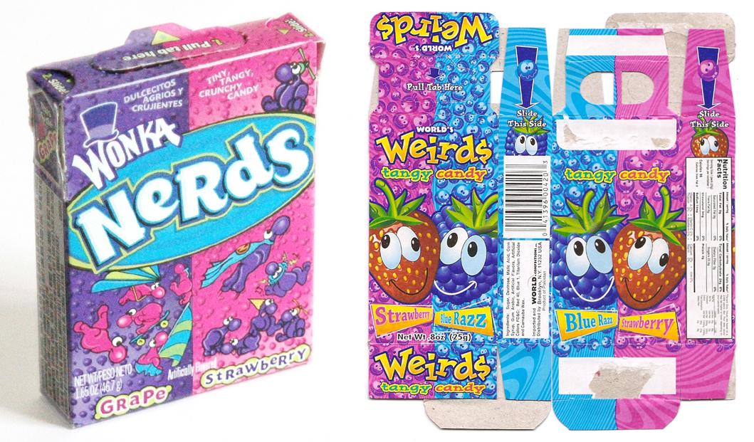 Nerds-Weirds