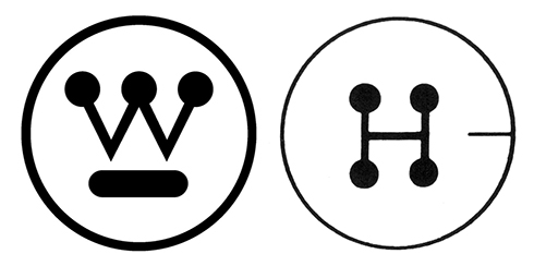 The Westinghouse...W Logo Images