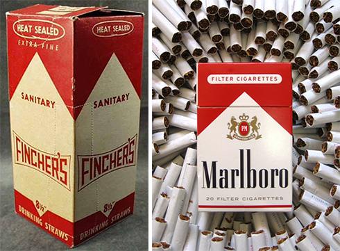 rothmans cigarette man