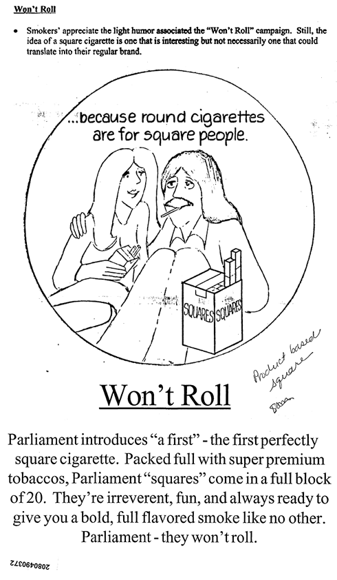 1998-ParliamentsWontRollCampaign