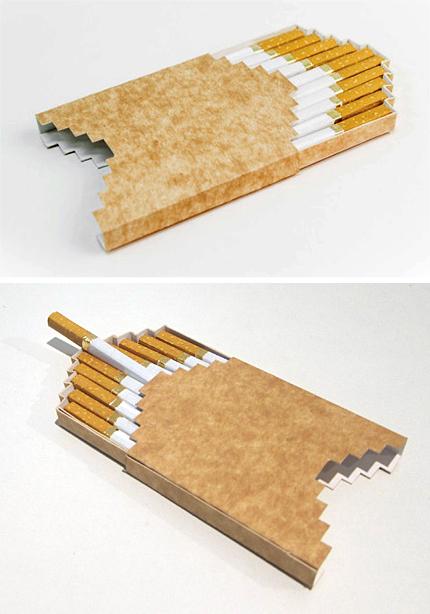 Square-cigaretten