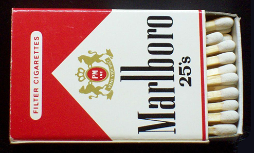 How much duty on cigarettes Glamour in New Zealand