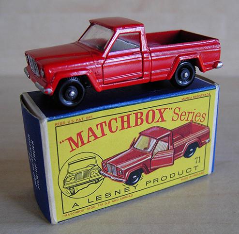 MatchboxSeriesBox