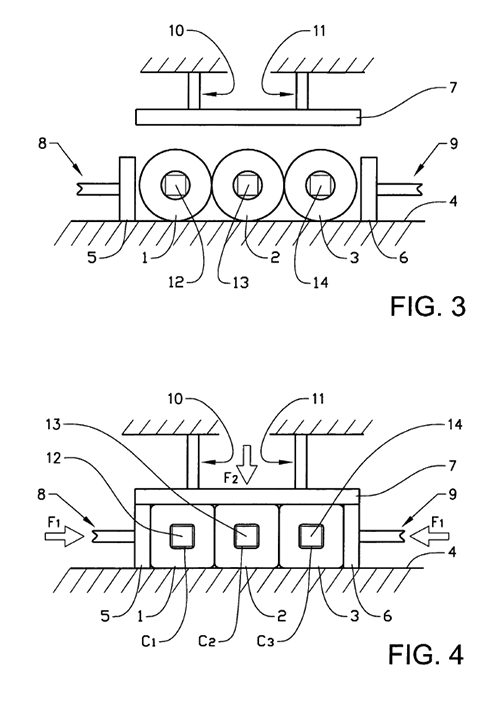 Square Roll Toilet Paper Patent