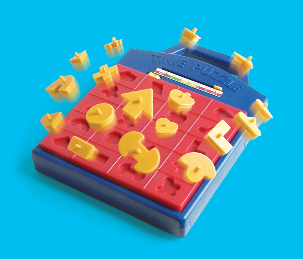 Cardinal Games toy packaging design