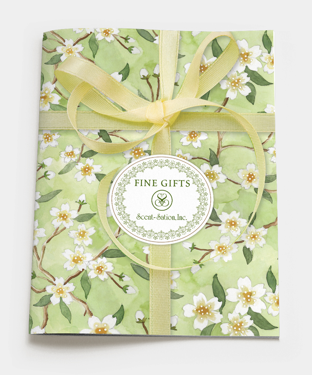Scentsations-catalog-cover-design