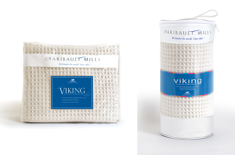 FaribaultMills-blanket-packaging-design