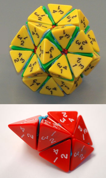 Tetrahedral-Packing
