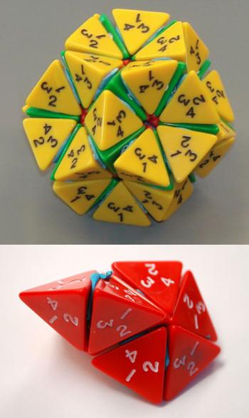 Tetrahedral-Packing