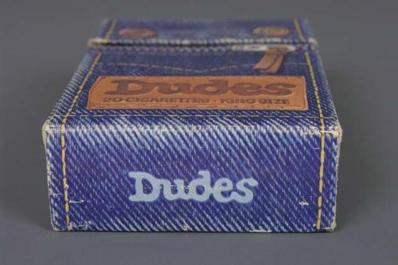 00063F  Dudes Cigarettes pack