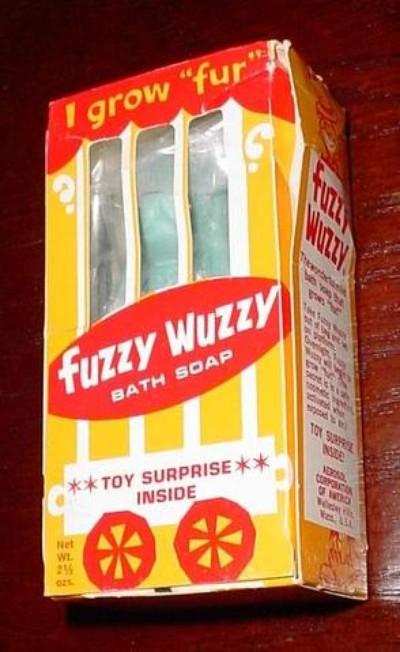 fuzzy wuzzy soap wiki