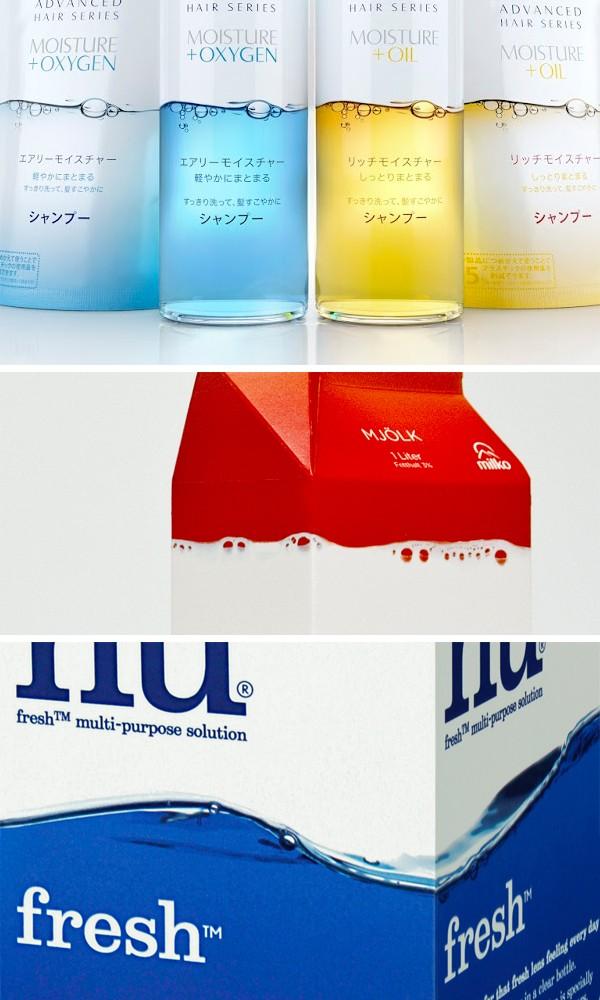 Liquid Level Package Design