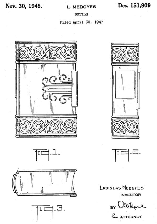 Medgyes-Patent-1947