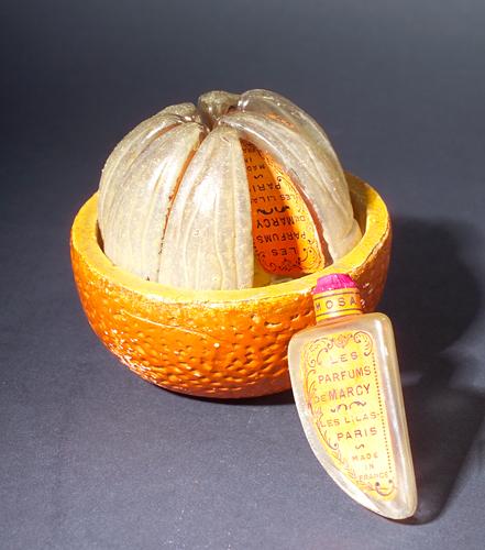 DeMarcy-orange trompe l'orange packaging