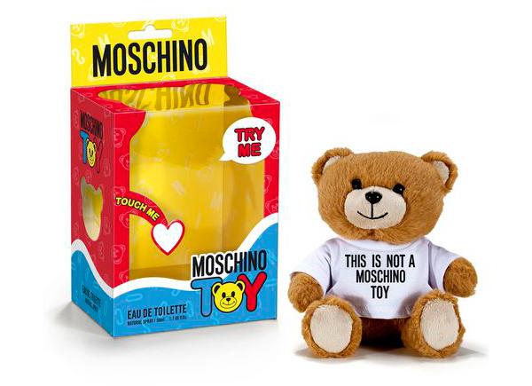 Moschino-Toy