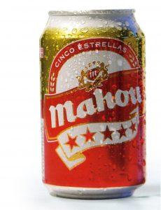 Mahou-Beer