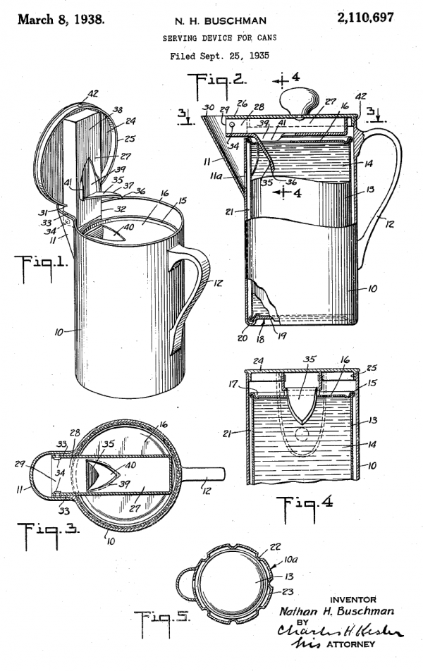 N.H.Buschman-Revere-Tapster-patent