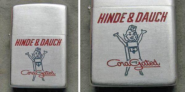 cora-gated-zippo-lighter-1953-advertising-hinde