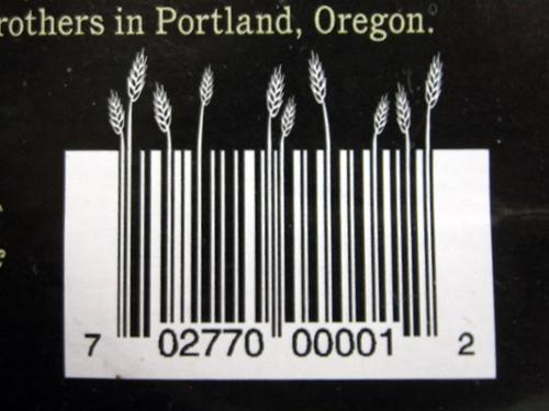 Cool Barcode Designs Wheat Barcode Design on Widmer