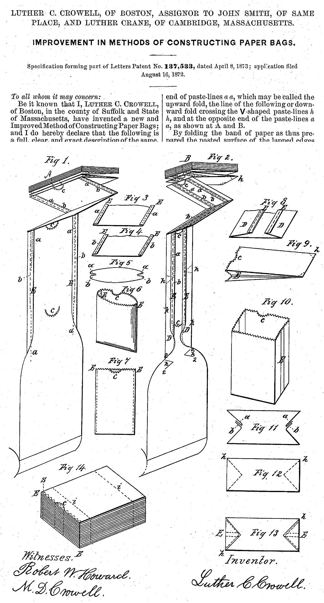 PaperBagPatent