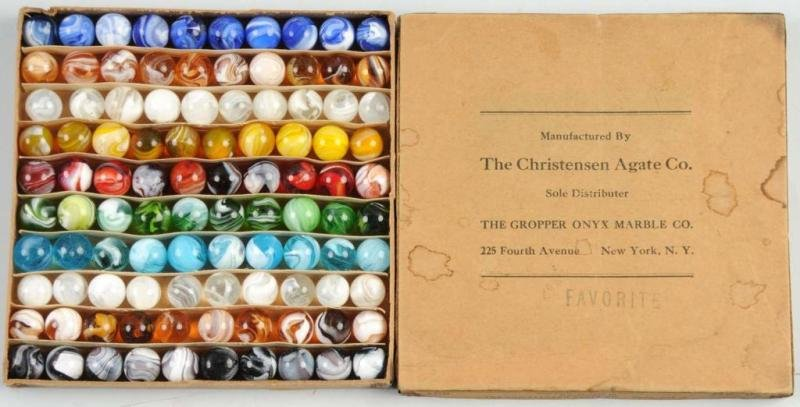 about vintage marbles