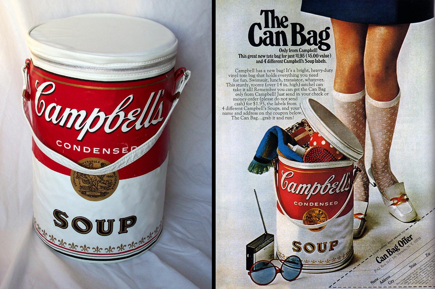 CampbellsCanBag