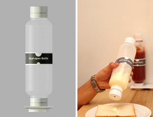 Dual-bottle