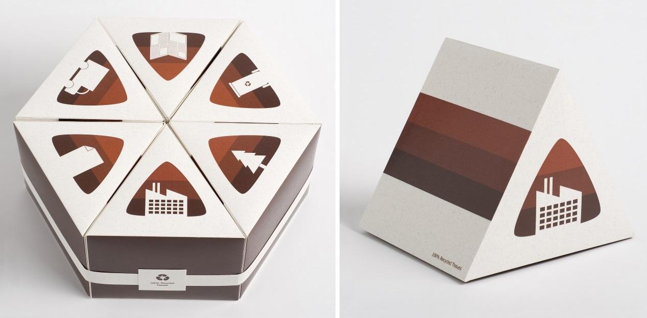 creative pizza box design