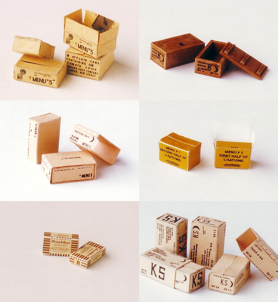 MiniatureRations