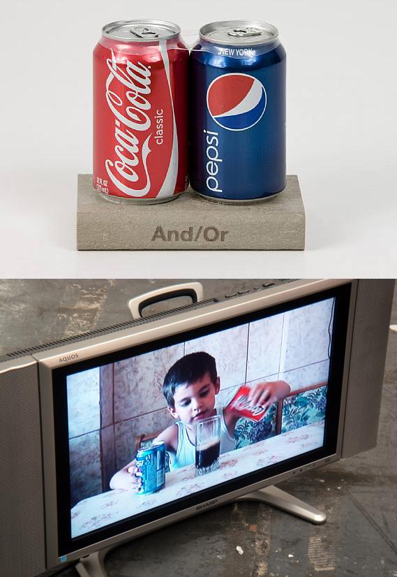Horowitz-Muresan concept of Coke & Pepsi