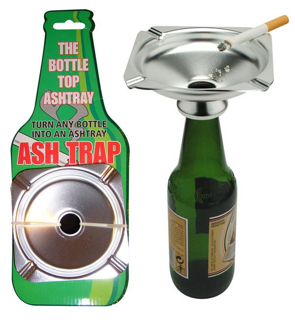 BottleTopAshTray