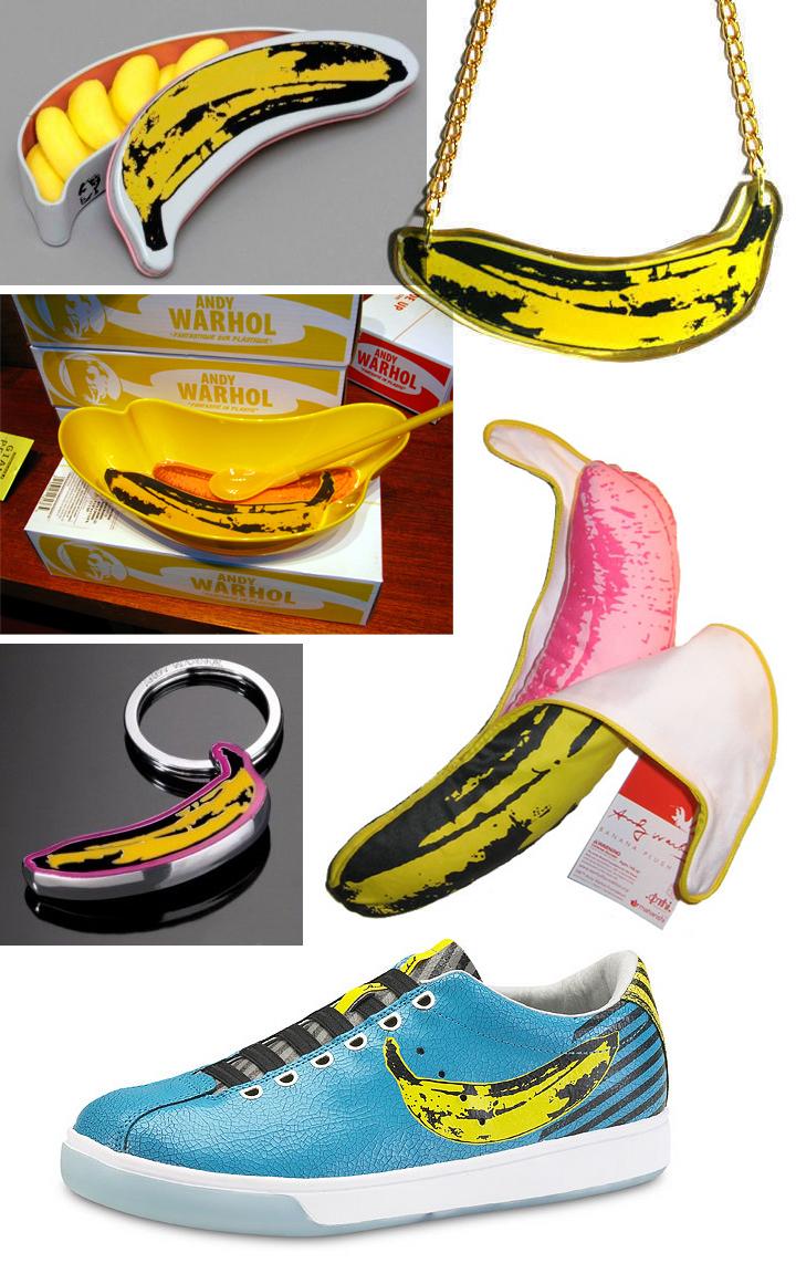WarholBananaMerchandise