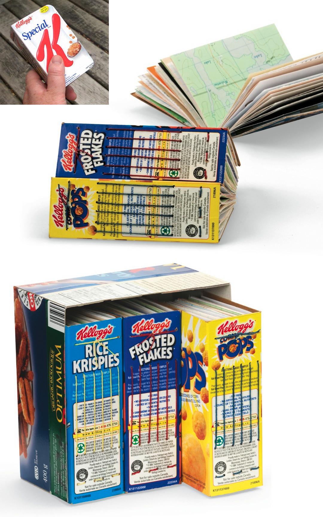 CerealBoxBooks