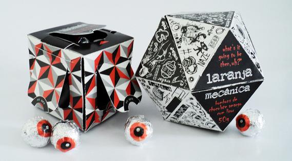 "Resultat d'imatges per a ""packaging con poliedros"""