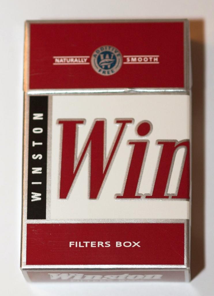 Image Result For Winston Cigarettes Com