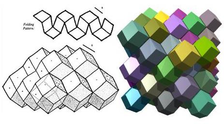 RhombicDodecahedrons