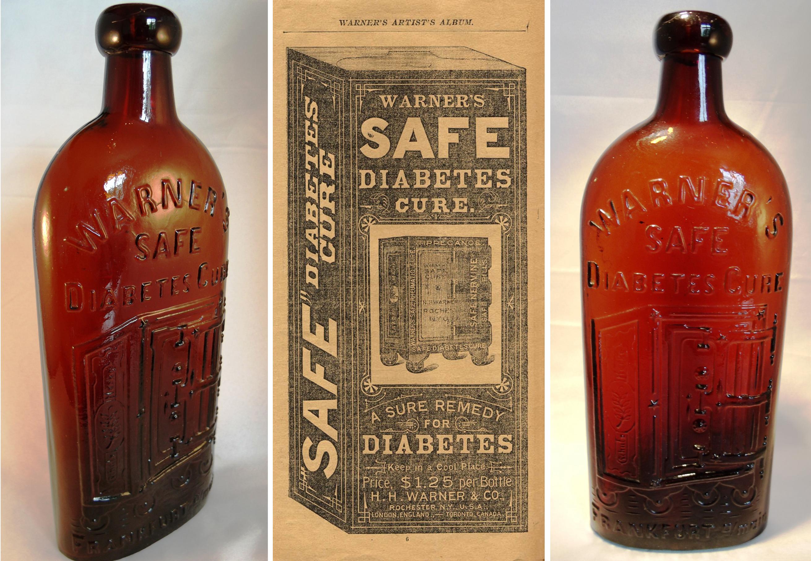 WarnersSafeDiabeticCure