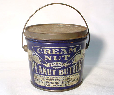 Peanutbuttertin